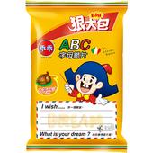 《乖乖》ABC字母脆片80g/包(即期20190504 香蔥雞汁)