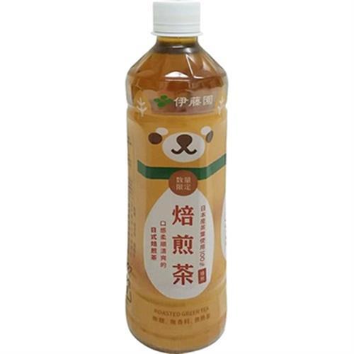 伊藤園 焙煎茶(530ml/瓶)