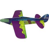 《柑仔店》紙飛機玩具 樣式隨機出貨(12入/袋)