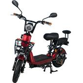 《勝一》EV-14DB電動自行車(紅色)
