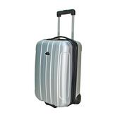 《ROYAL POLO皇家保羅》【28吋】簡極風行李箱/硬殼箱/旅行箱(銀)