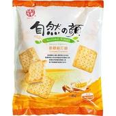 《中祥》自然之顏麥穗蘇打餅量販包(280g/包)