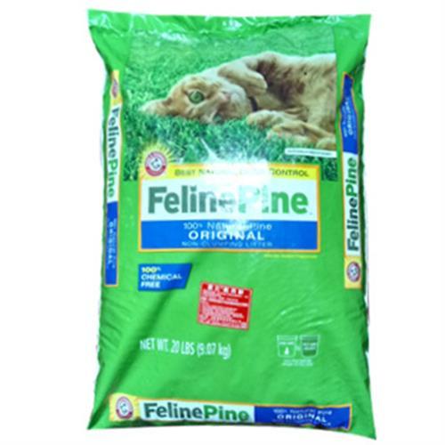鐵鎚牌ARM & HAMMER Feline Pine 斑比 松木砂(40L/袋)