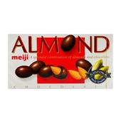 《明治》杏仁巧克力88g/盒