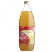 《日本青森》無袋富士蘋果汁1000ml(1000ml(進口))