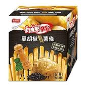 《卡迪那》95℃黑胡椒薯條18G5包(90g)
