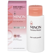 《MINON》敏弱潤澤酵素洗顏粉(35g/瓶)