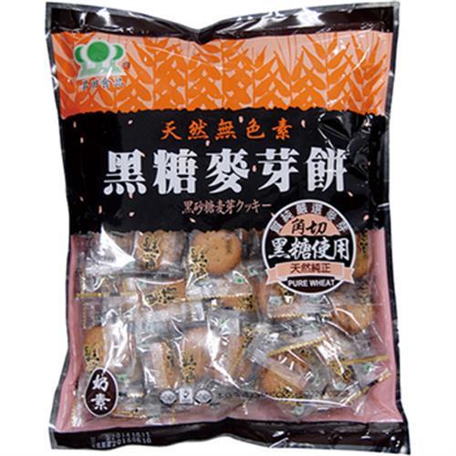 昇田 黑糖麥芽餅(500g/包)