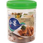 《台灣好味鮮》香酥小卷-50g/罐(原味)