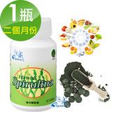 《Supwin超威》海洋螺旋藻60錠(60日份)