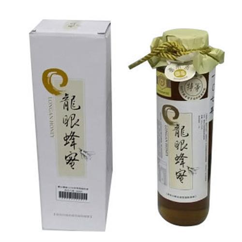 《豐田養蜂》107年特等獎龍眼蜜(800g+-10g/罐)