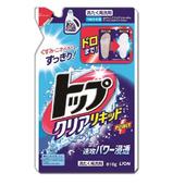 《日本獅王》日本獅王酵素洗衣精補充包(810g)