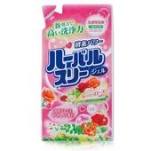 《日本Mitsuei》美淨易玫瑰花香酵素洗衣精補充包(810g)