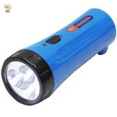 《月陽》迷你4LED充電式手電筒露營燈超值2入(NM-1293)