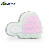 《Metoo》2D娃娃抱枕(海龜)