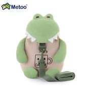 《Metoo》帥氣鱷魚 牽引繩 防走失兒童背包(27*25*12cm)