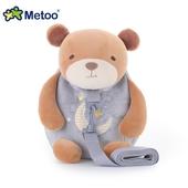 《Metoo》牽引繩 防走失兒童背包 27*25*12cm(小熊)