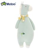 《Metoo》魔法動物長抱枕(小號)(淺豆綠小鹿)