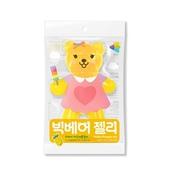 《韓國BIGBEAR》大心熊軟糖-150g/包(鳳梨)