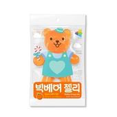《韓國BIGBEAR》大心熊軟糖-150g/包(柳橙)