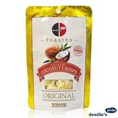 《Denille's Picks》薄烤椰子脆片原味(40g/包)