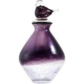 《Novella Amante》手工玻璃小鳥裝飾罐紫色-中 $1400