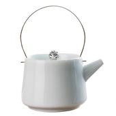 《SCENEAST》中式茶壺甜白提梁壺