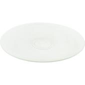 《Fleurs della》花式紋理透明盤(26cm)