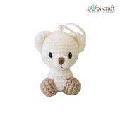 《Bobi》勾針娃娃-莉絲吊飾-Lizie Ornament(10(H) /WT-138ACR-S)
