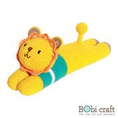 《Bobi》勾針娃娃-懶惰里昂- Lazy Leo(15(H) /WT-172YEL-M-L)
