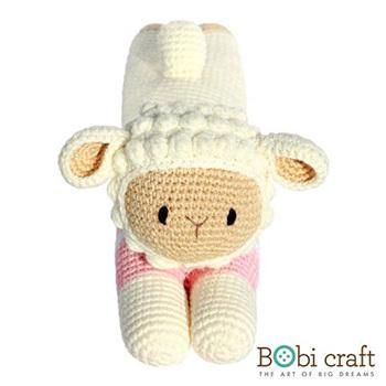《Bobi》勾針娃娃-懶惰芭芭拉- Lazy Barbra(15.5(H) /WT-173CRE-F-L)