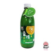 《生活》新優植台灣香檬原汁100%-300ml(X1瓶)