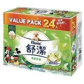 《舒潔》棉柔舒適迪士尼抽取衛生紙(100抽x24包/串)