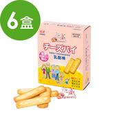 《Supwin超威》乳酪棒(8包/盒)(6盒組)