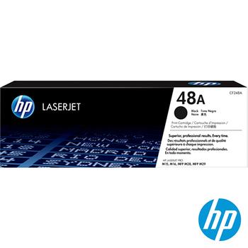 《HP》HP CF248A 黑色原廠 高容量碳粉匣 (48A)(CF248A)
