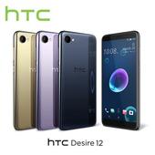 《HTC》【HTC】Desire 12 ▸D12(金)