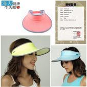 《海夫健康生活館》HOII正式授權 SunSoul 后益 涼感 防曬 大太陽帽(黃)