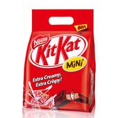 《即期2018.12.31 KitKat》雀巢奇巧迷你巧克力家庭號(16.7gX60入/袋)