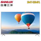 《SANLUX 台灣三洋》55型4K連網液晶顯示器+視訊盒SMT-55MF1(送基本安裝)