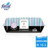 《花仙子》Les Parfums de Farcent(LPF)香水靜電除塵紙-鼠尾草海鹽(25張/包)-16入(組)