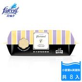 《花仙子》Les Parfums de Farcent(LPF)香水靜電除塵紙-小蒼蘭英國梨(25張/包)-8入(組)