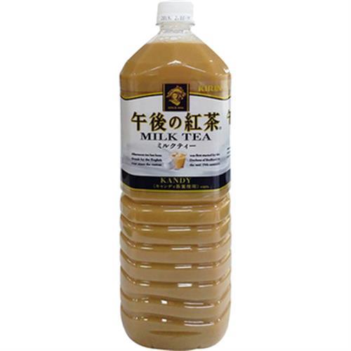《麒麟KIRIN》午後奶茶(1.5L/瓶)