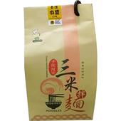 三米拌麵(香濃麻醬-120g/4包/袋)