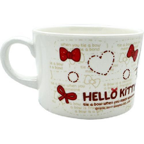 《蝴蝶結KITTY》水杯(NO810)