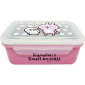 《卡娜赫拉》不鏽鋼方型餐盒700cc/個(搓臉)