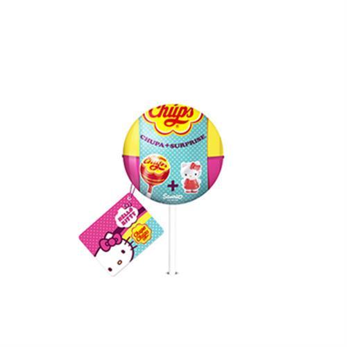 加倍佳 棒棒糖Kitty驚喜蛋(12G/顆)