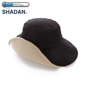 《日本NEEDS》2way雙面遮陽帽漁夫帽NEE2WAY12-BB(黑色/米色)