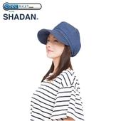 《日本NEEDS》COOL Feeling涼感Coolmax速乾小臉遮陽帽NEECOOL09(黑色)