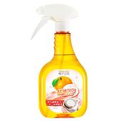 《橘子工坊》橘油泡泡食器清潔(550ml)