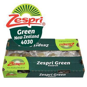 ★結帳現折★《紐西蘭ZESPRI》原裝 綠奇異果(大尺寸3.3公斤/箱)(*1箱)